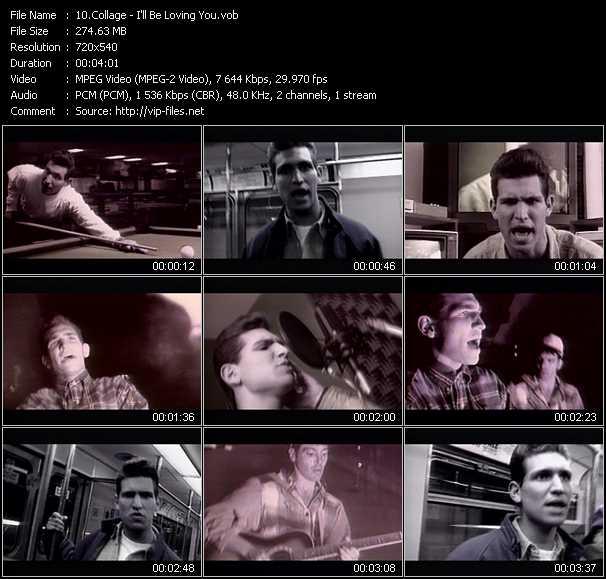 Collage video screenshot
