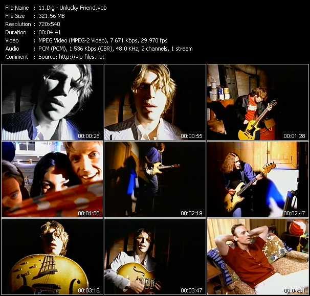 Dig video screenshot