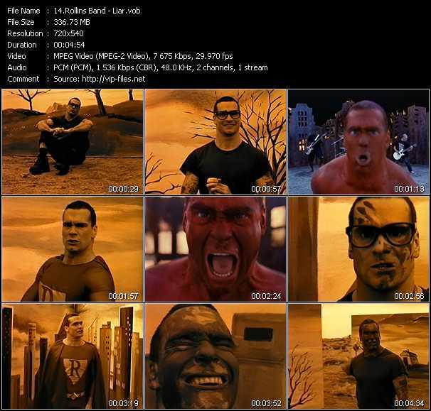 Rollins Band video screenshot