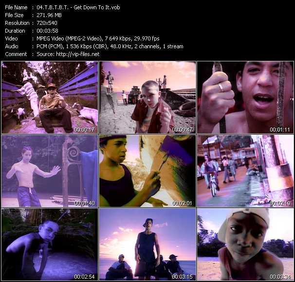T.B.T.B.T. video screenshot