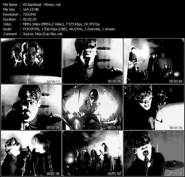 Backbeat video screenshot