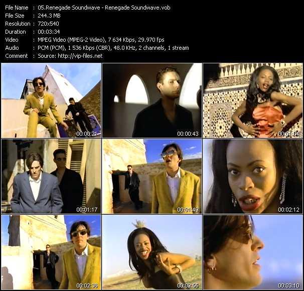 Renegade Soundwave video screenshot