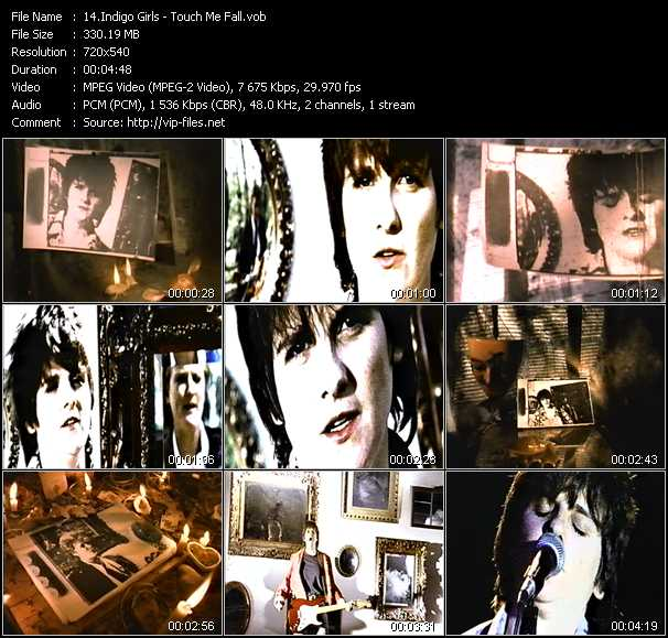 Indigo Girls video screenshot