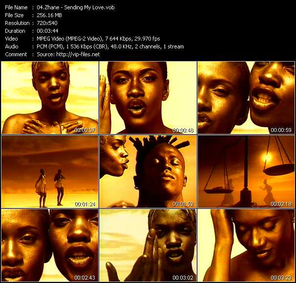 Zhane video screenshot