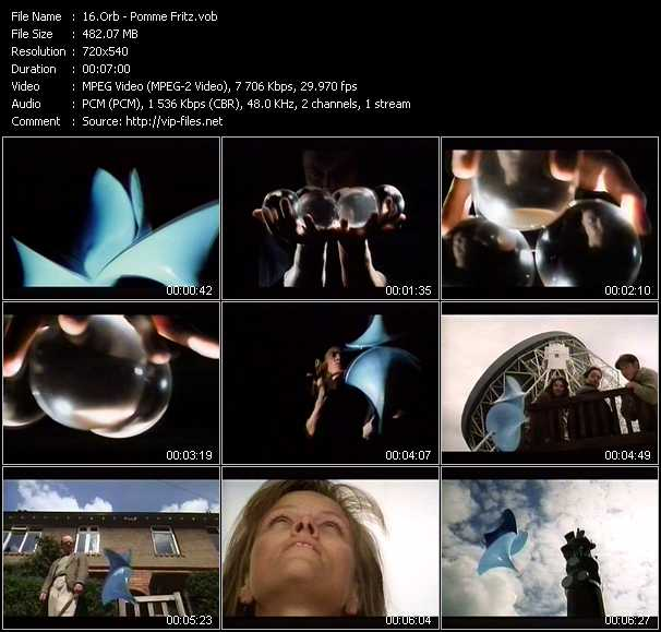 Orb video screenshot