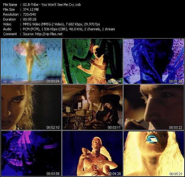 B-Tribe video screenshot