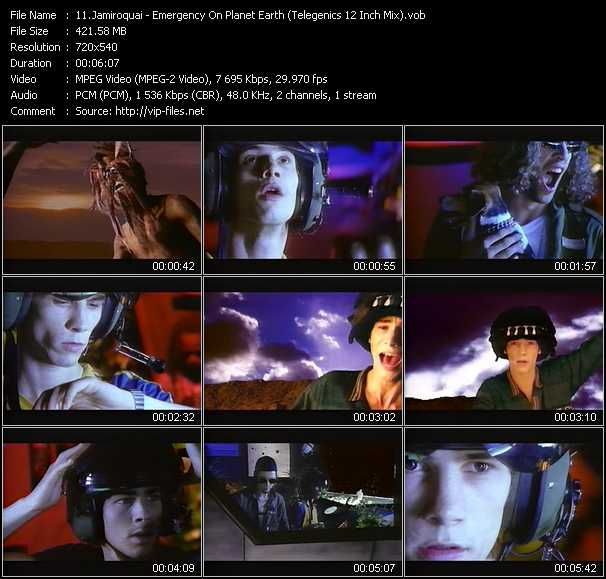 video Emergency On Planet Earth (Telegenics 12 Inch Mix) screen