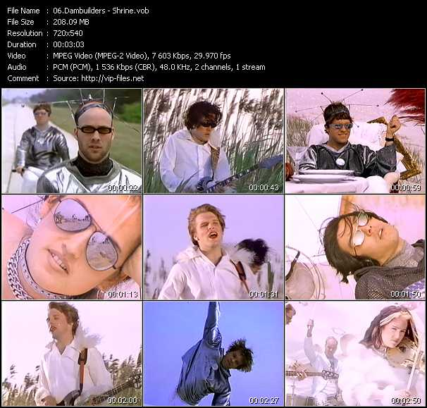 Dambuilders video screenshot