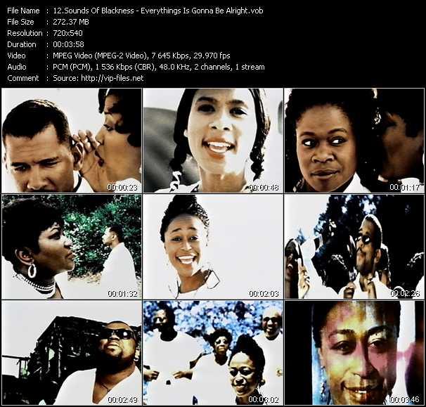 Sounds Of Blackness video screenshot
