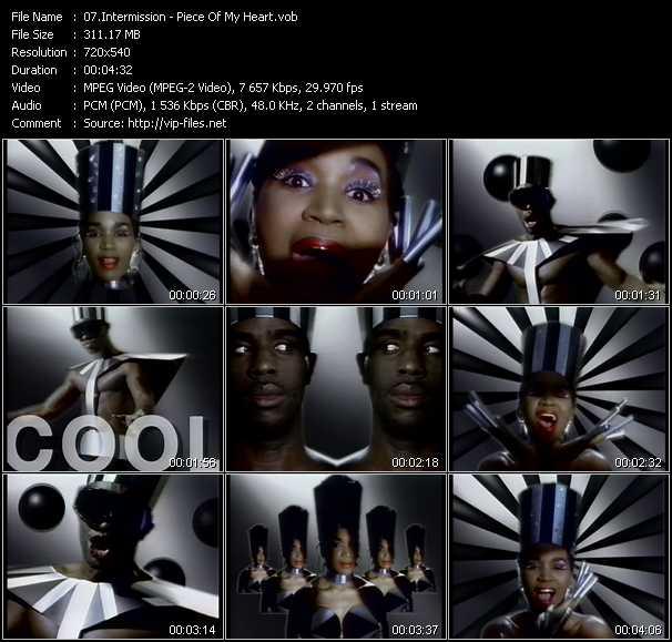 Intermission video screenshot