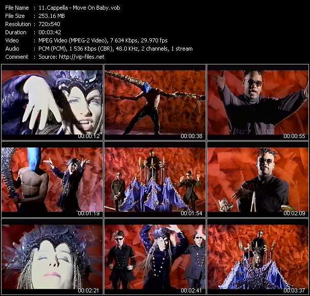 Cappella video screenshot