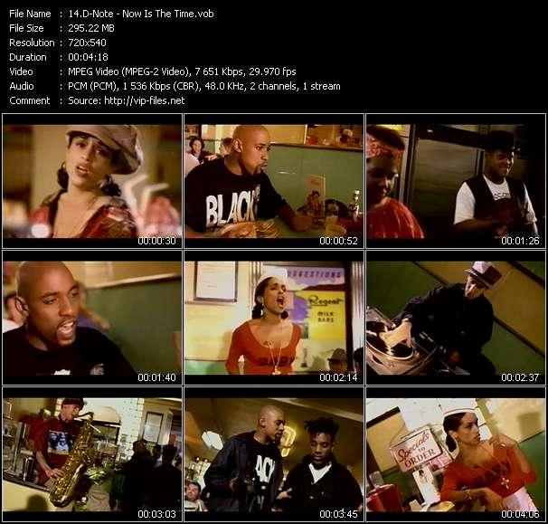 D-Note video screenshot