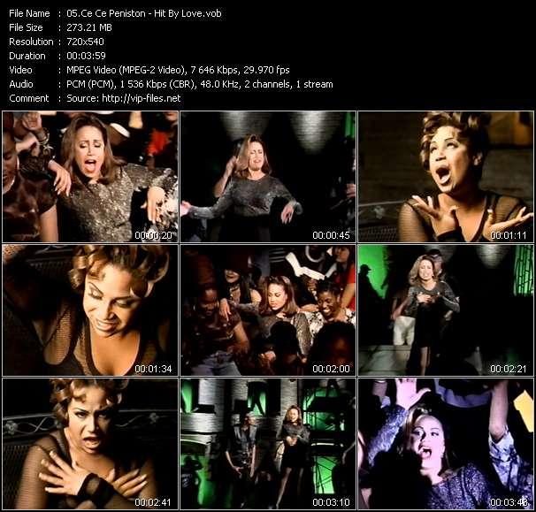 Ce Ce Peniston video screenshot