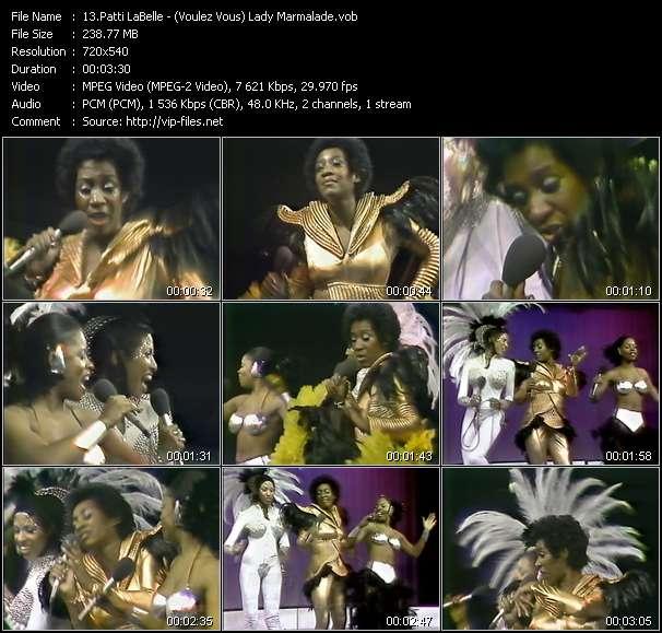 Patti LaBelle video screenshot