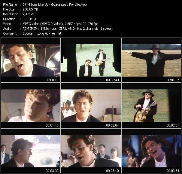 Millions Like Us video screenshot