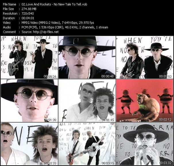 Love And Rockets video screenshot