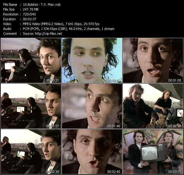 Bolshoi video screenshot