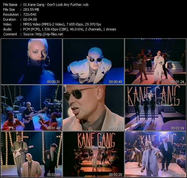Kane Gang video screenshot