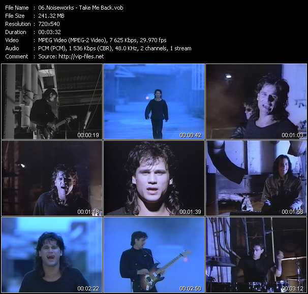 Noiseworks video screenshot