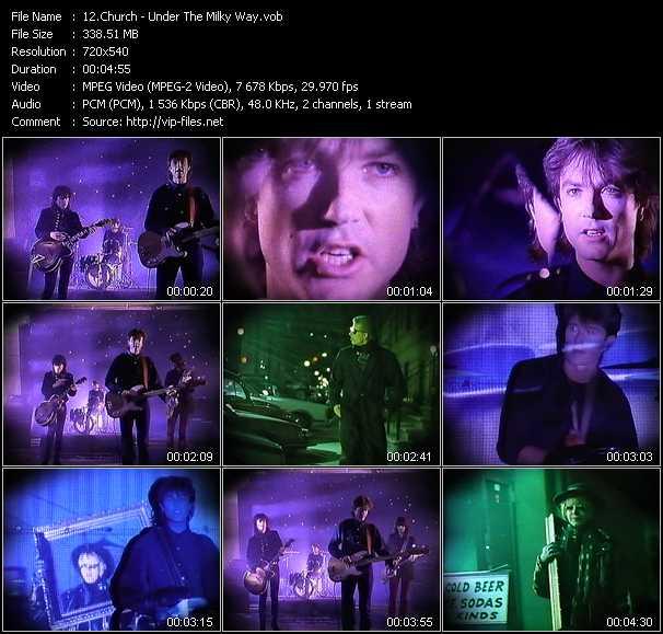 Church video screenshot
