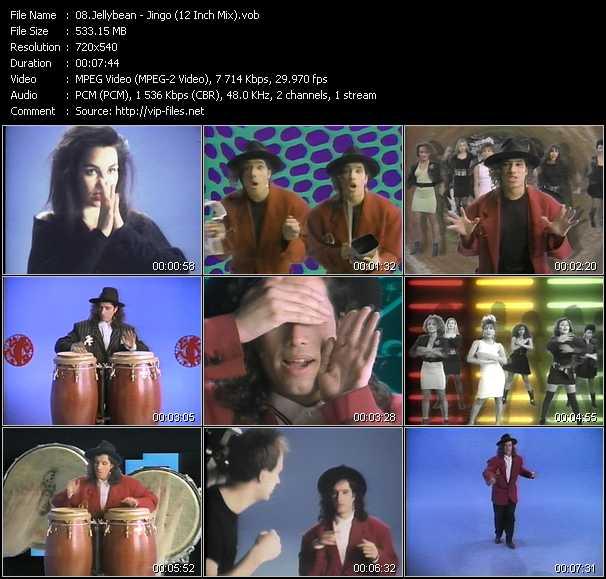 Jellybean video screenshot