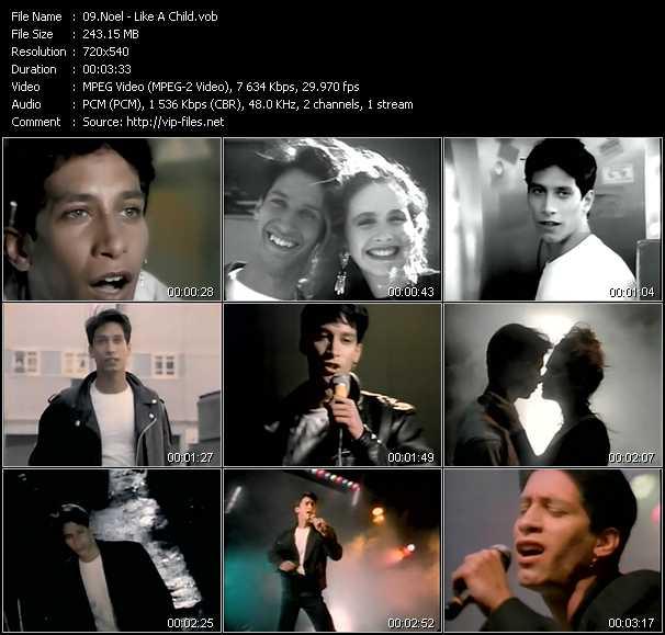 Noel video screenshot