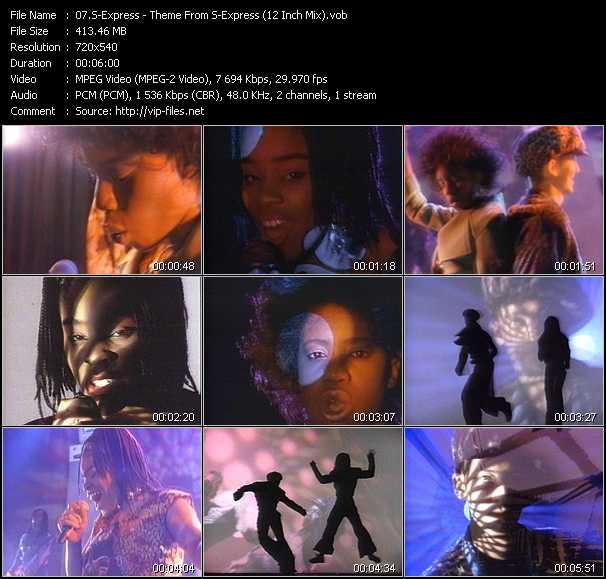 S-Express video screenshot