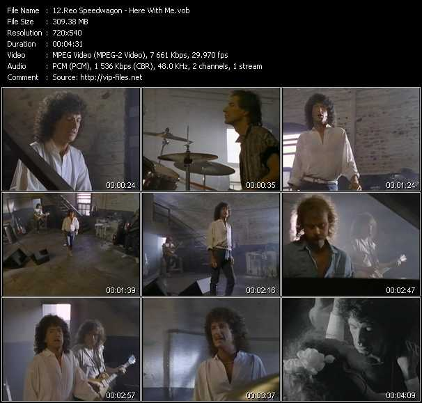 Reo Speedwagon video screenshot
