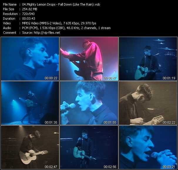 Mighty Lemon Drops video screenshot