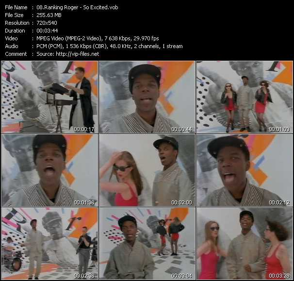 Ranking Roger video screenshot