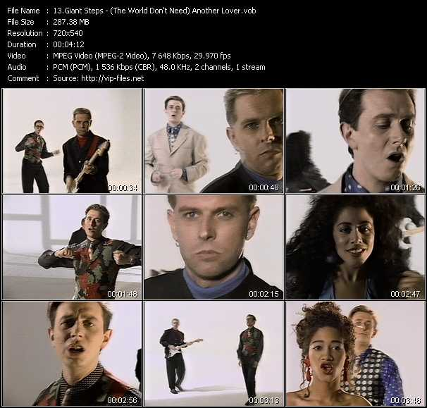 Giant Steps video screenshot