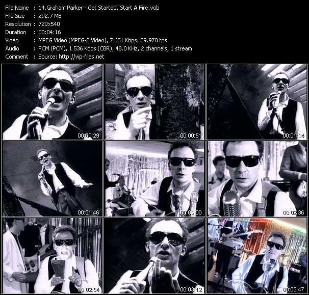 Graham Parker video screenshot