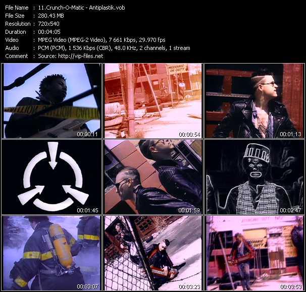 Crunch-O-Matic video screenshot