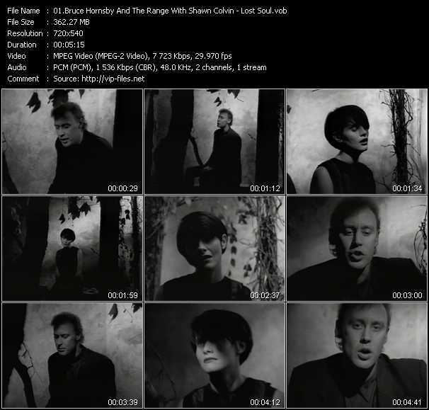 Bruce Hornsby And The Range With Shawn Colvin video screenshot