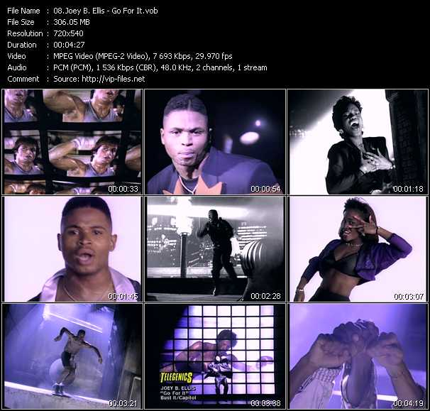Joey B. Ellis video screenshot