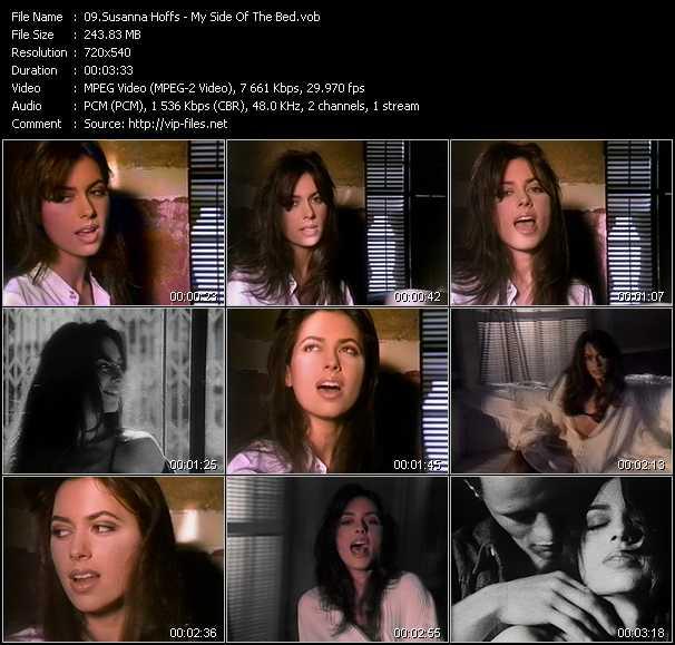 Susanna Hoffs video screenshot