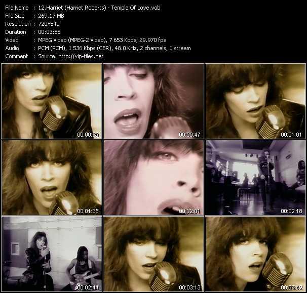 Harriet (Harriet Roberts) video screenshot