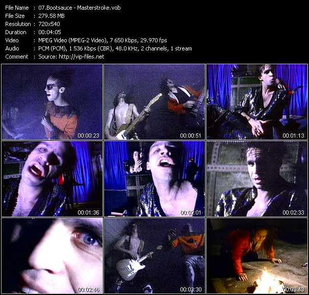 Bootsauce video screenshot