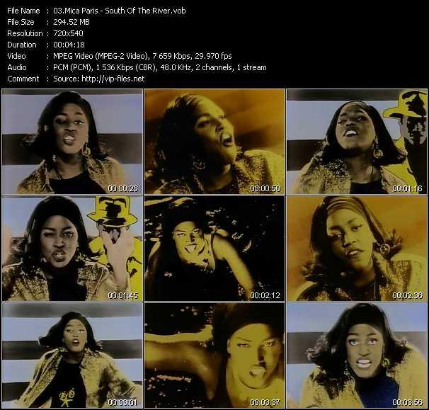 Mica Paris video screenshot