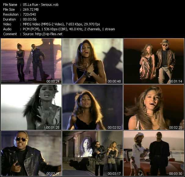 La Rue video screenshot