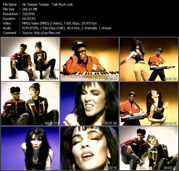 Temper Temper video screenshot