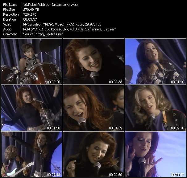 Rebel Pebbles video screenshot