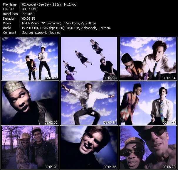 Atoozi video screenshot