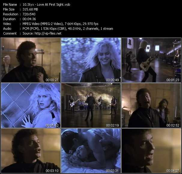 Styx video screenshot