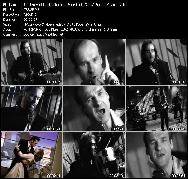 Mike And The Mechanics video screenshot