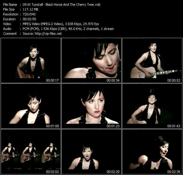 Kt Tunstall video screenshot