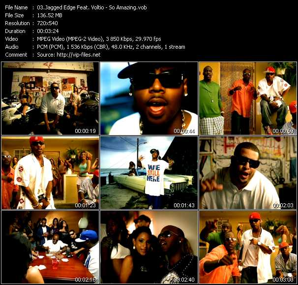 Jagged Edge Feat. Voltio video screenshot