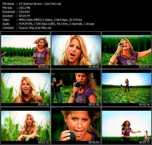 Shannon Brown video screenshot