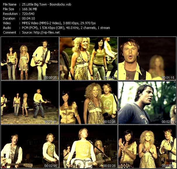 Little Big Town video screenshot