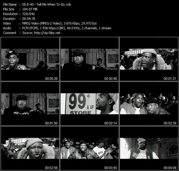 E-40 video screenshot
